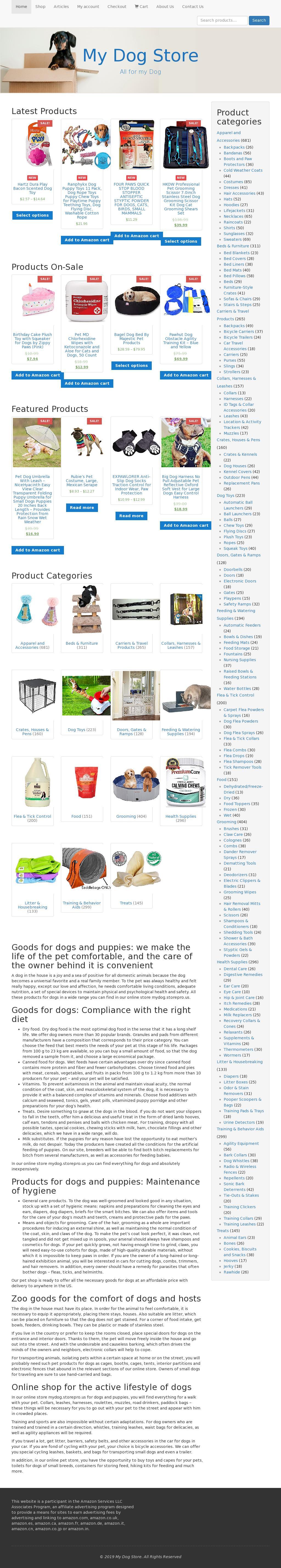 Фото Создаю самонаполняемые сайты и интернет-магазины 3
