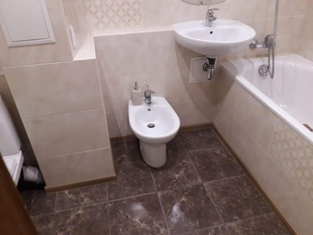 Фото Переделка ванной комнаты