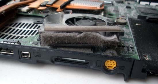 Фото Чистка ноутбуков и оргтехники от пыли 3