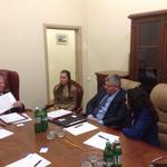 Переводчик на деловых встречах и мероприятиях в Киеве