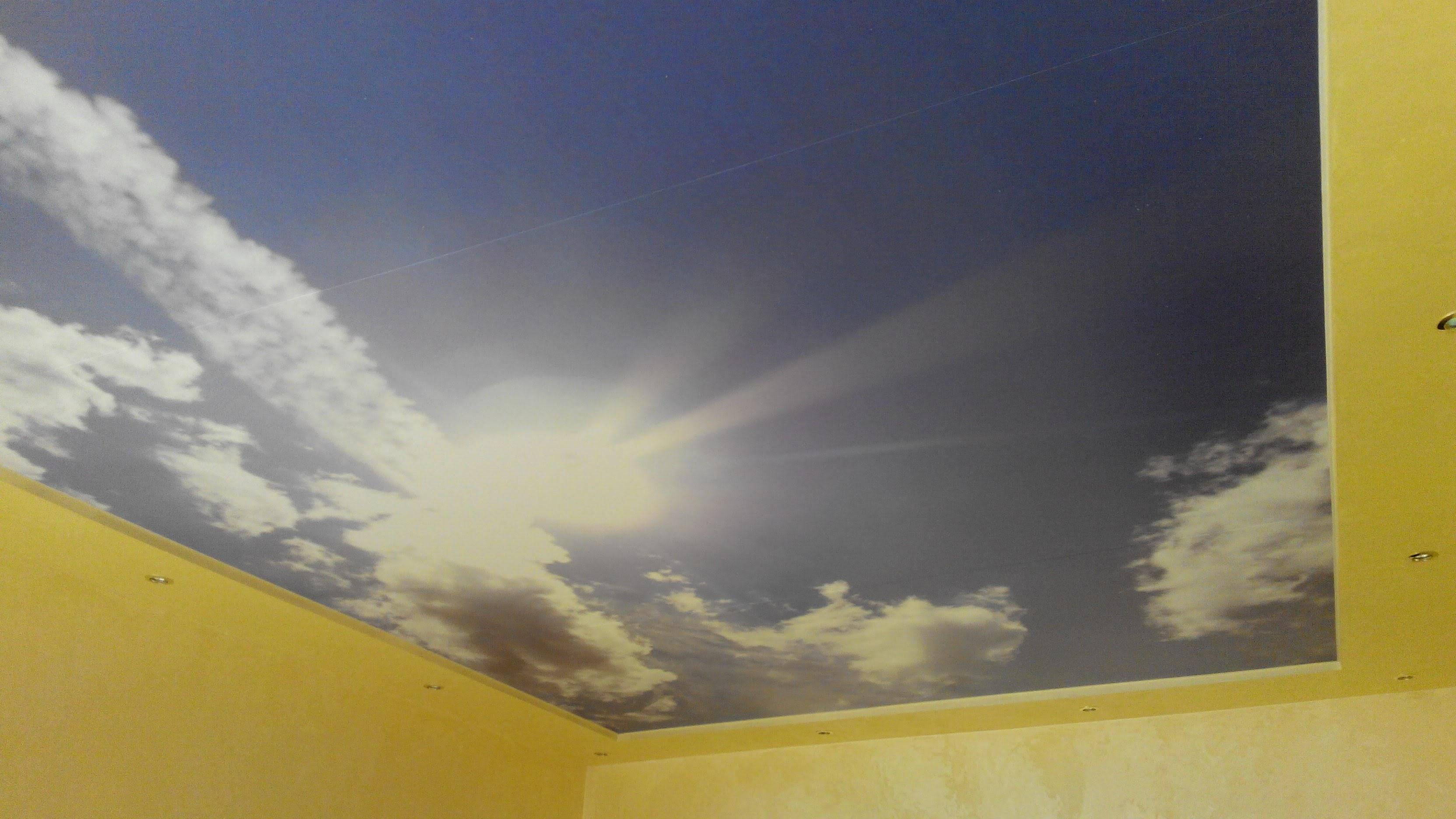 Фото Натяжные потолки Киев 1