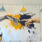 Художник. Роспись стен