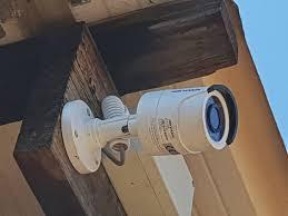 Фото Установка видеонаблюдения на даче