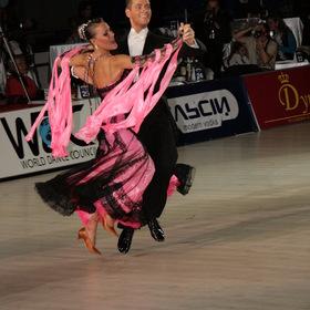 Фото Джайф.... Чемпионат мира по спортивным танцам, Киев, Дворец спорта, репортаж