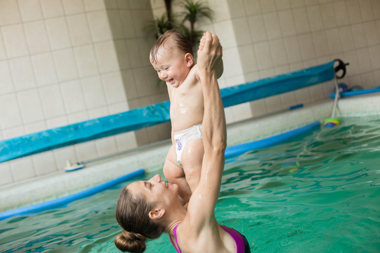Фото Инструктор грудничкового плавания 3