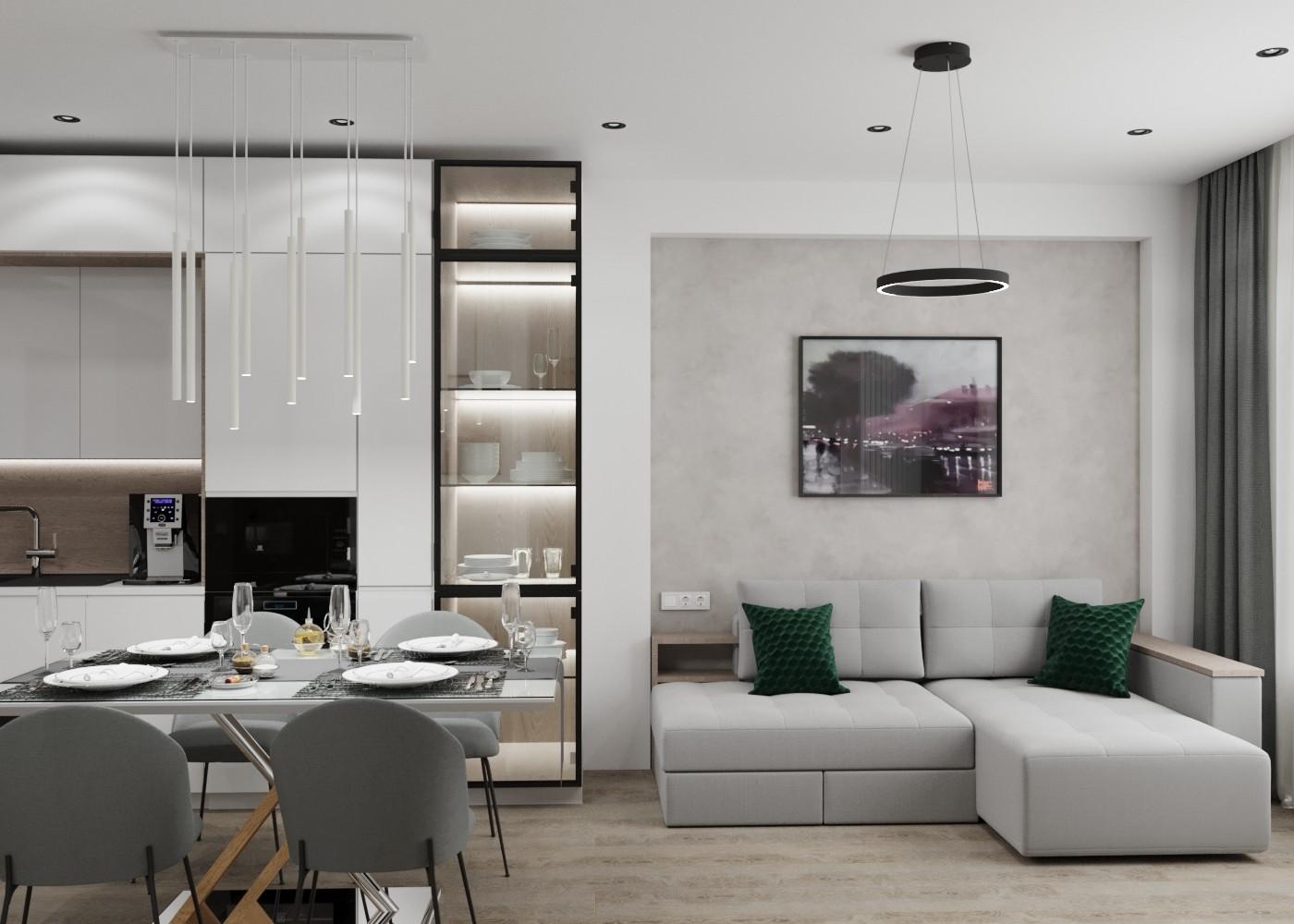 Фото Дизайн-проект квартири 1