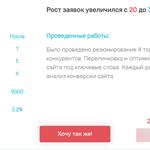 Продвижение и раскрутка сайтов от 150$ -> дарим 2000грн на ADWORDS