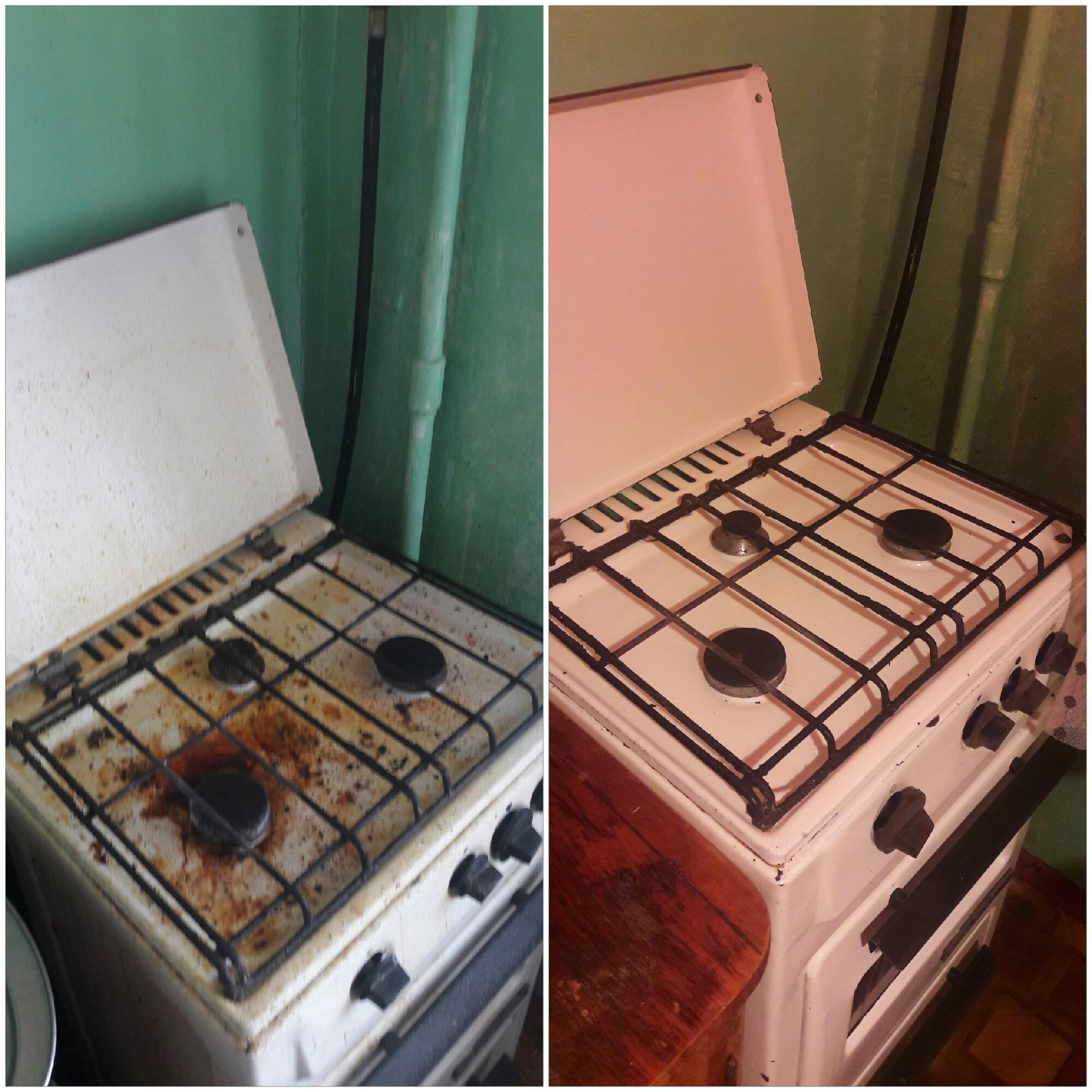 Фото Уборка кухни