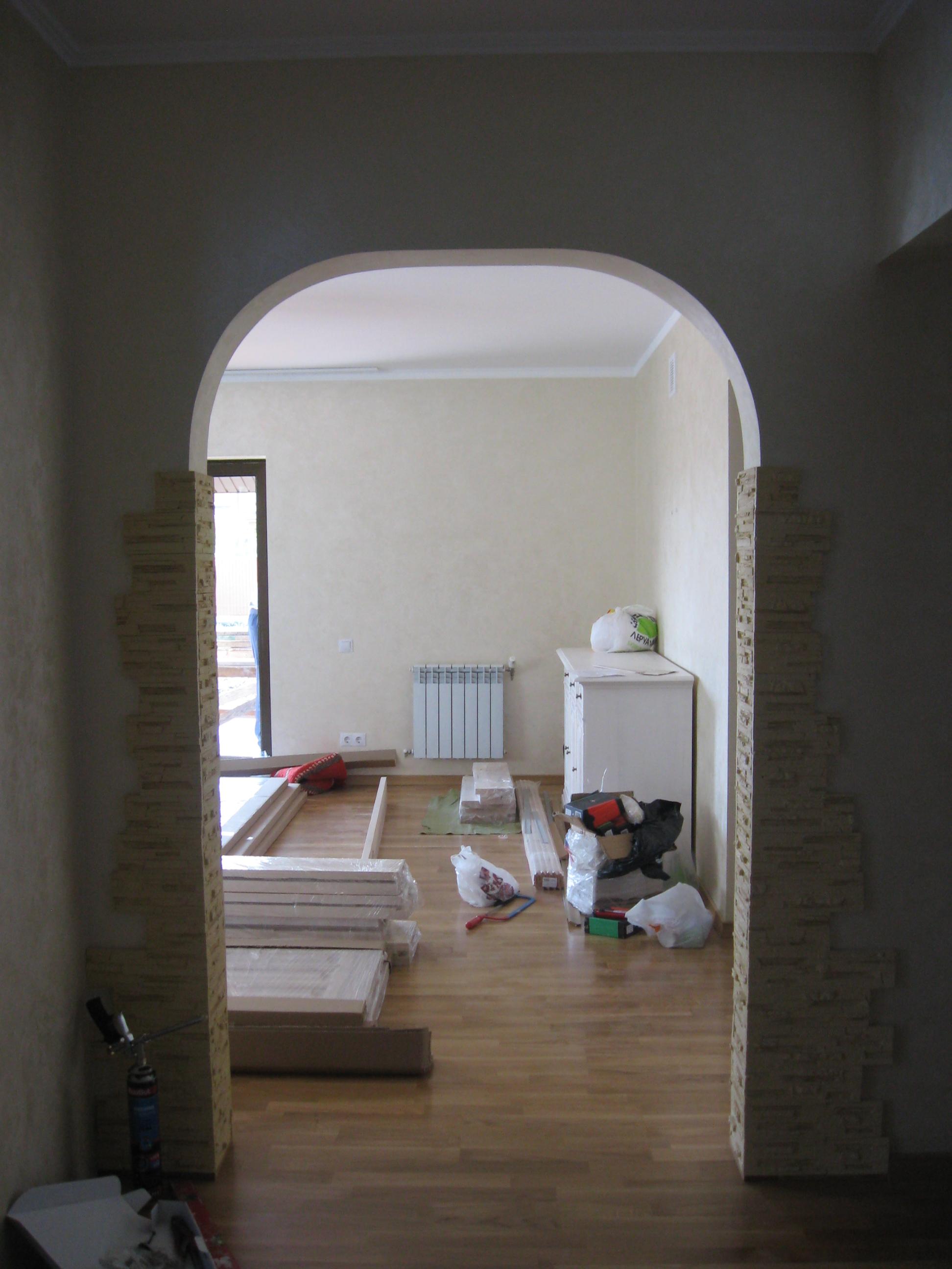 Фото Ремонт частного дома