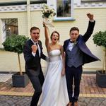 У вас свадьба этим летом? Ищете хорошего ведущего?