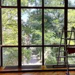 Мойка окон,балконов, витрин, фасадов