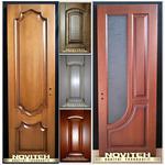 Покраска тонировка лакировка дверей, покраска мебели патинирование, кухонных фасадов, лестниц