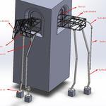 Точное 3D моделирование, чертежи, промышленный дизайн