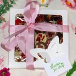 chocolate box ,шоколад на подарок