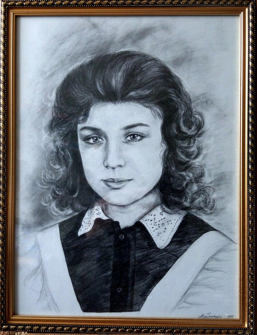 Фото Портрет по фото, цена от 200 грн 2