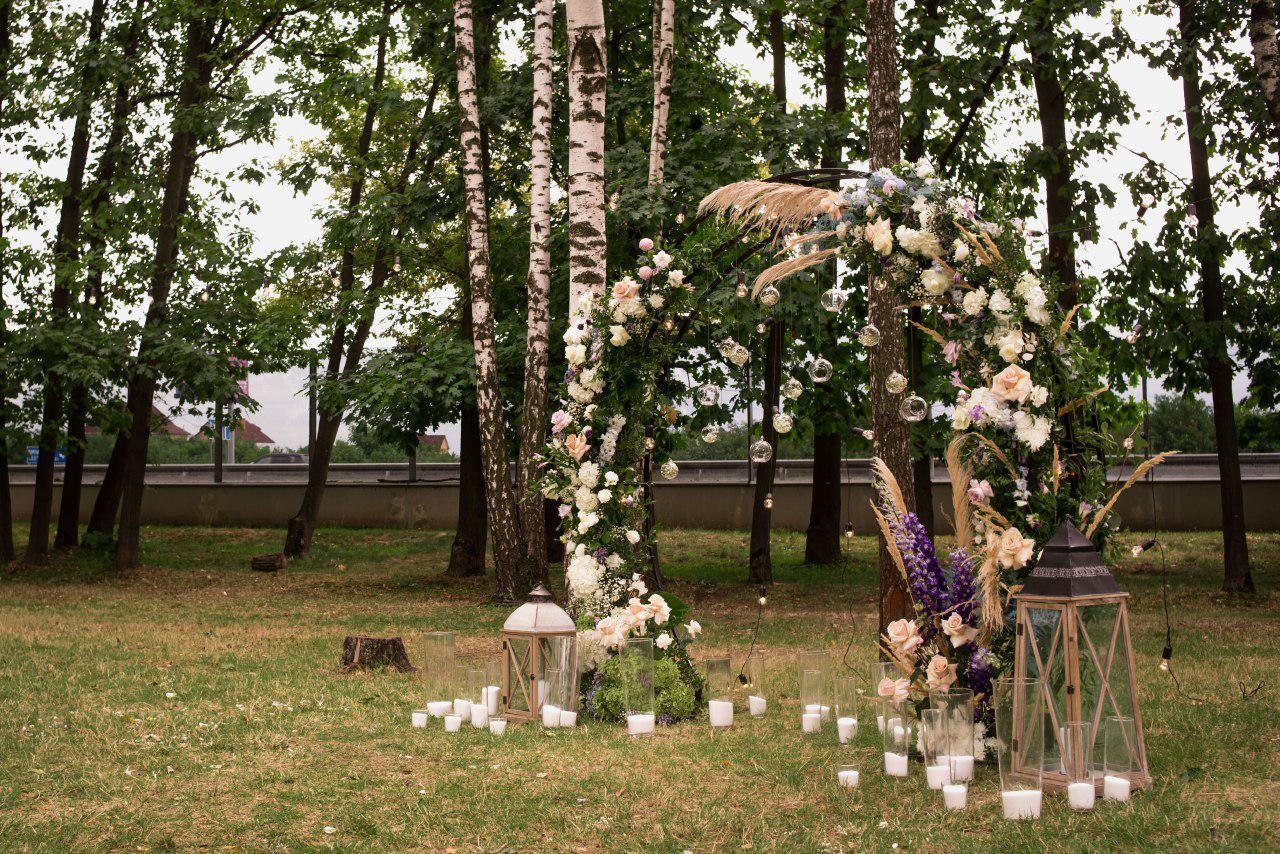 Фото Свадебная арка