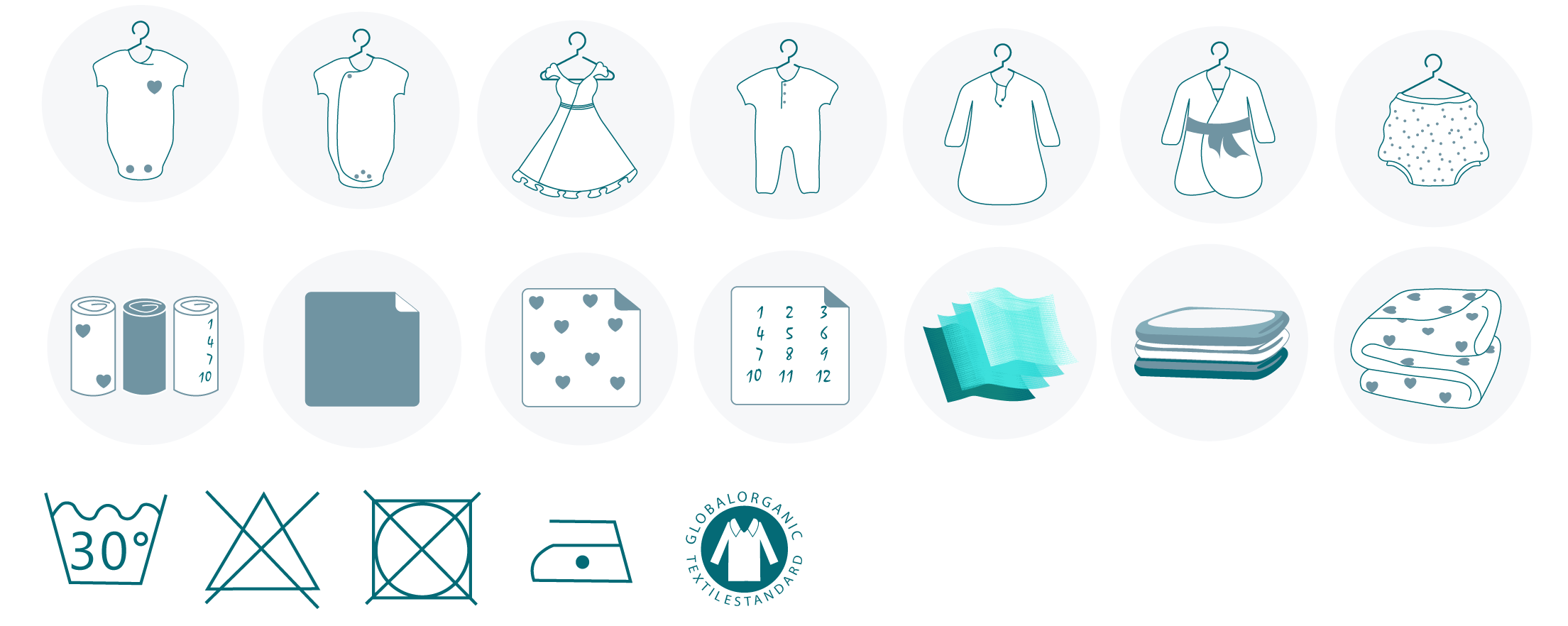 Фото Іконки для категорій товарів інтернет магазину