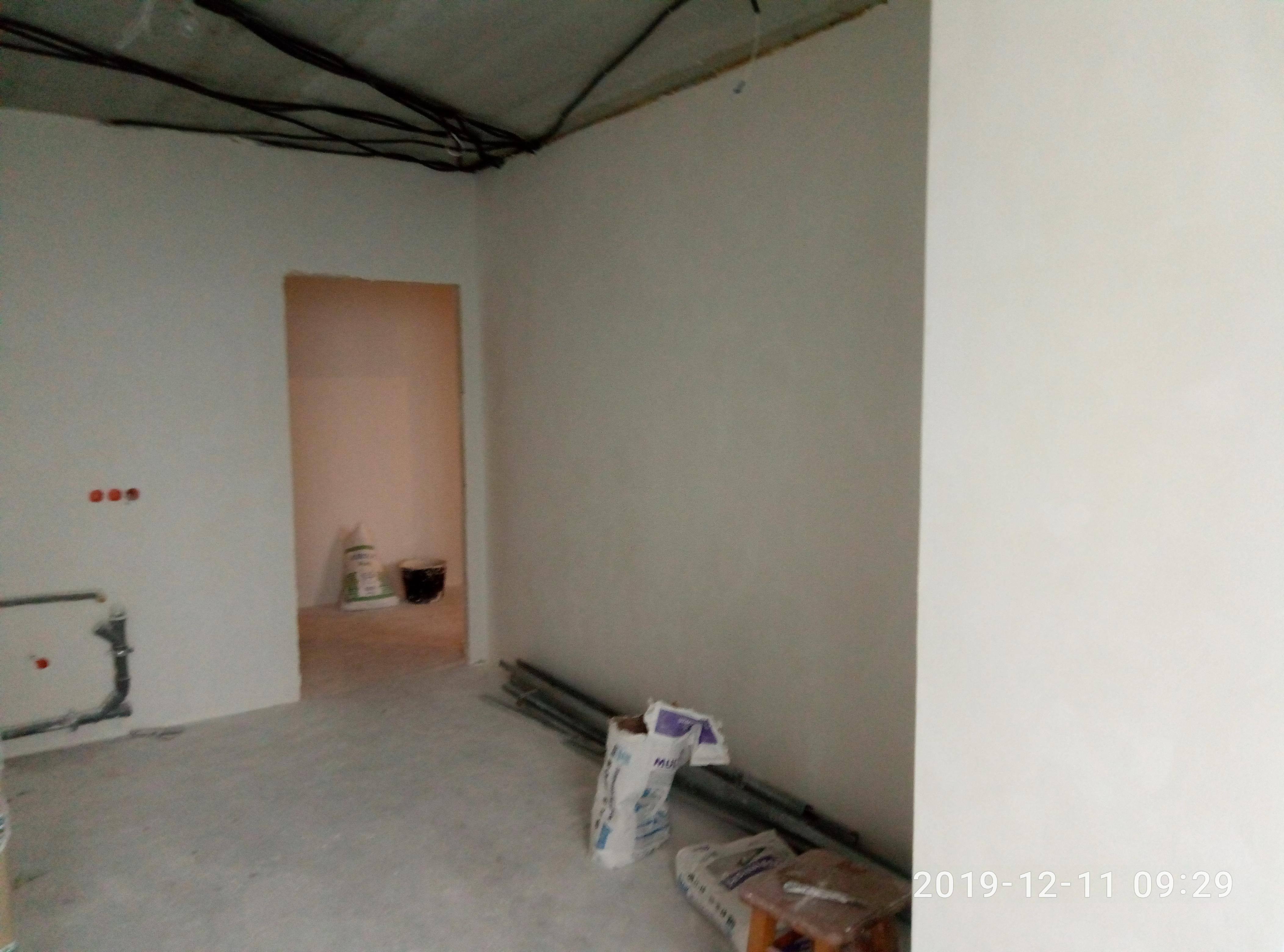 Фото Шпаклевка стен по стеклохолсту под покраску