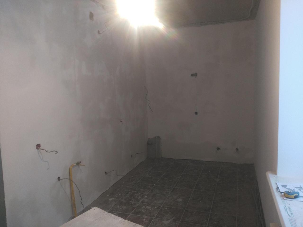 Фото Штукатурка, шпаклівка стін і стель.