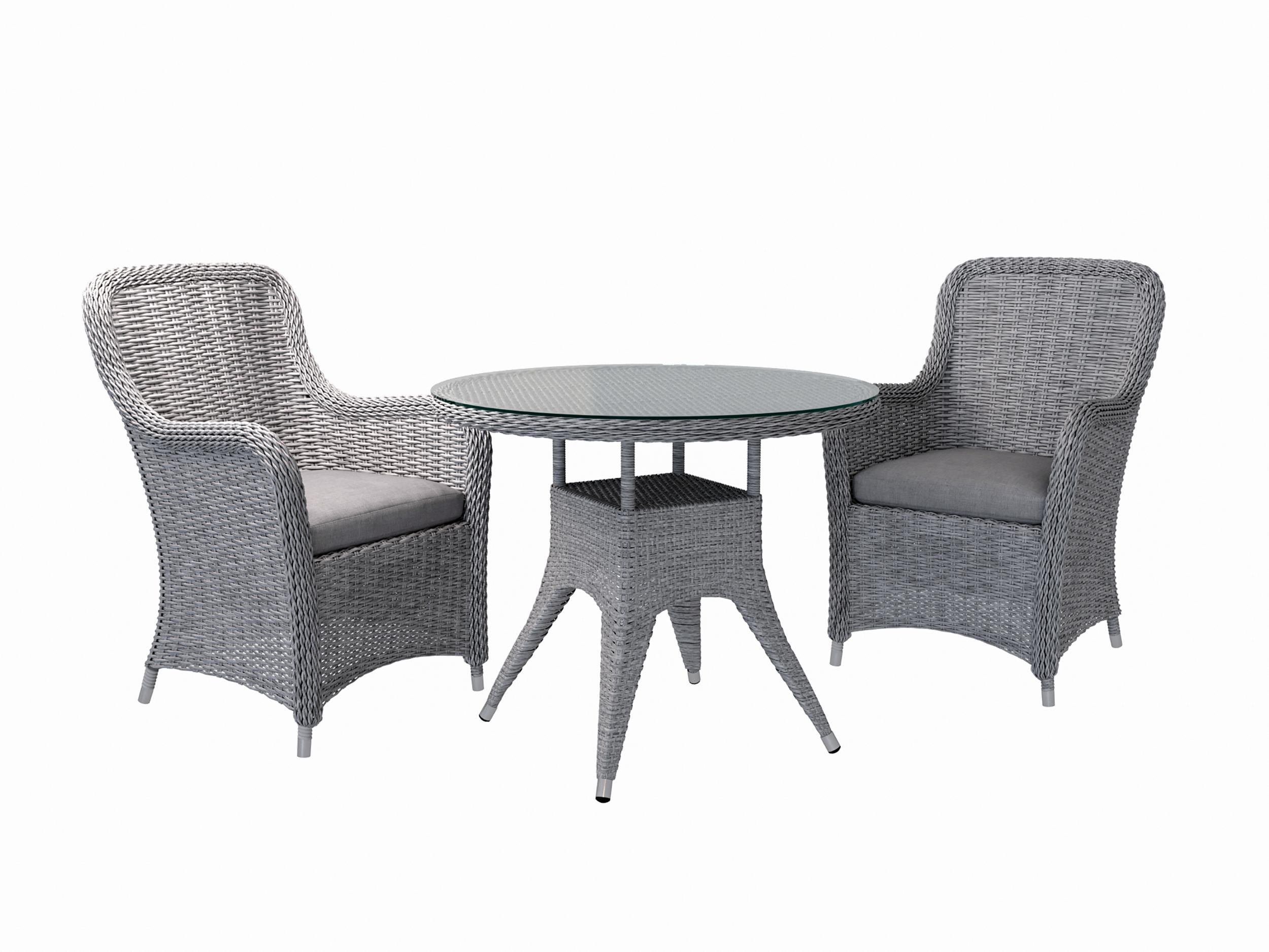 Фото Моделирование коллекции мебели из ротанга.