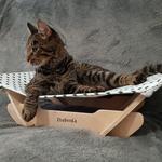 Изготавливаю кошачьи гамаки (кошачья мебель)