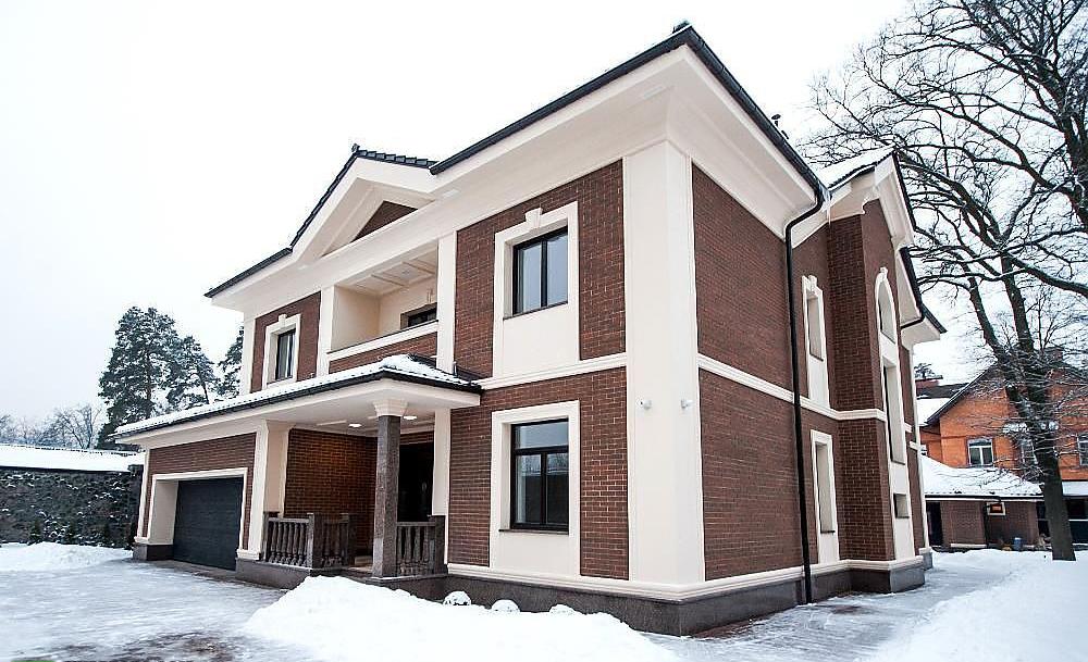 Фото Проект дома в Пуща-Водица