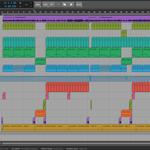 Написание аранжировок в электронных стилях музыки, сведение треков