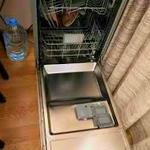 Установка посудомоичной машины