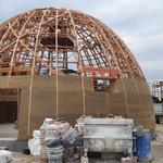 Будівництво екобудинків з костри коноплі