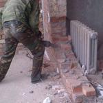 Демонтаж бетонных,кирпичных (и т.д.) конструкций. Вывоз мусора