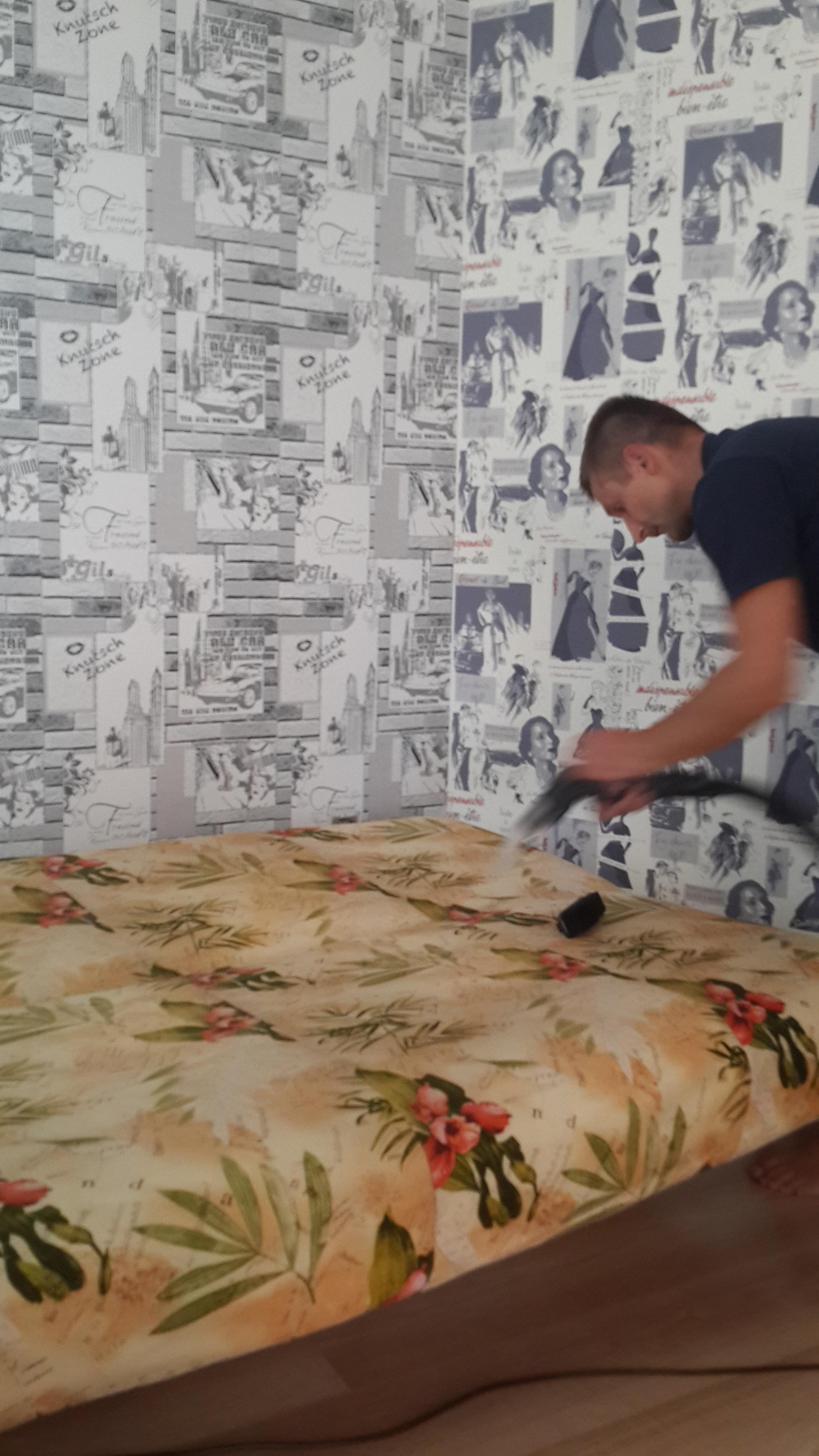 Фото Химчистка мебели и ковровых покрытий 2