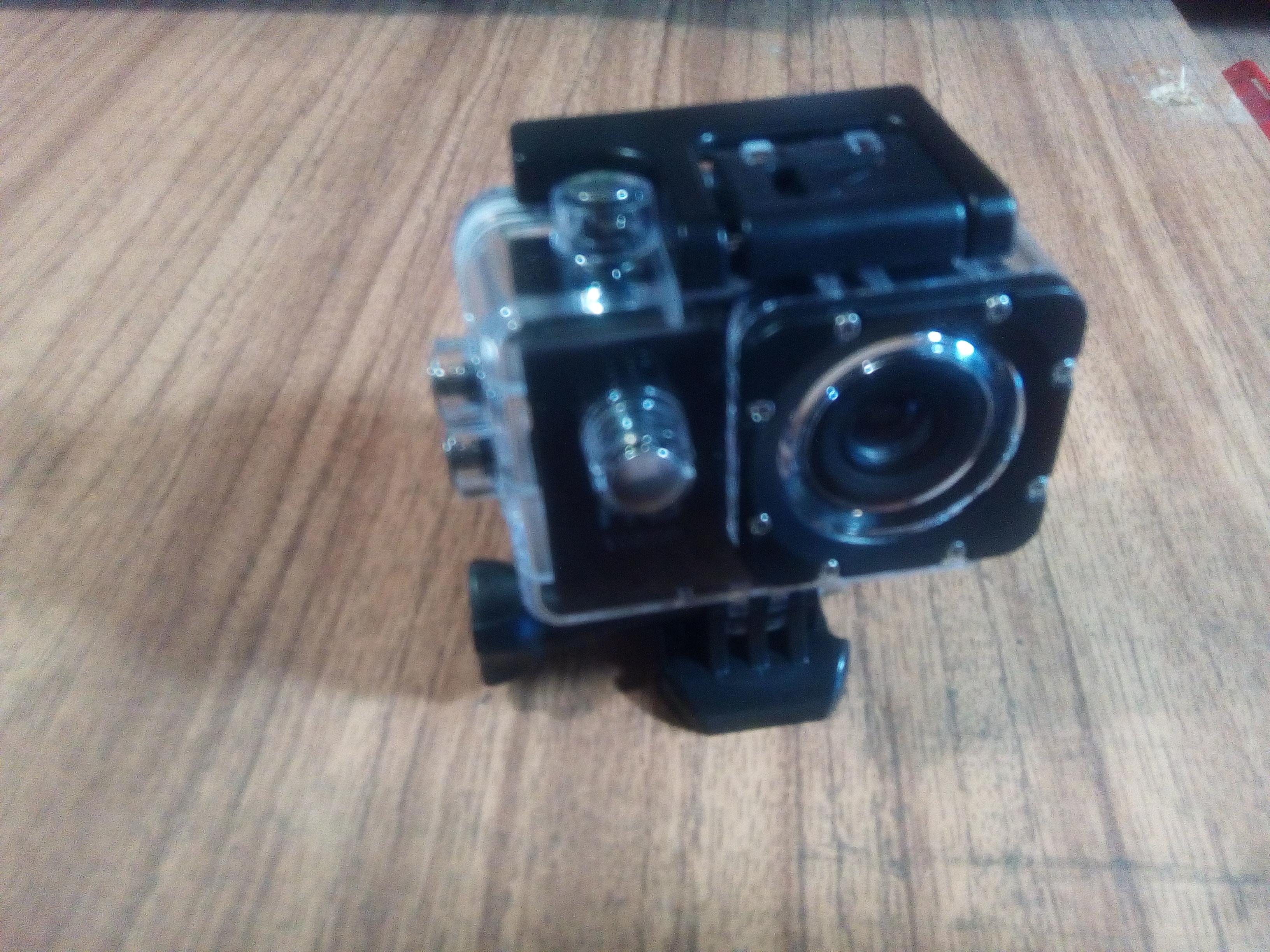 Фото Екшн-камера 1080p Sports Cam. Ремонт кнопки переключения режимов. Время исполнения 1 час.