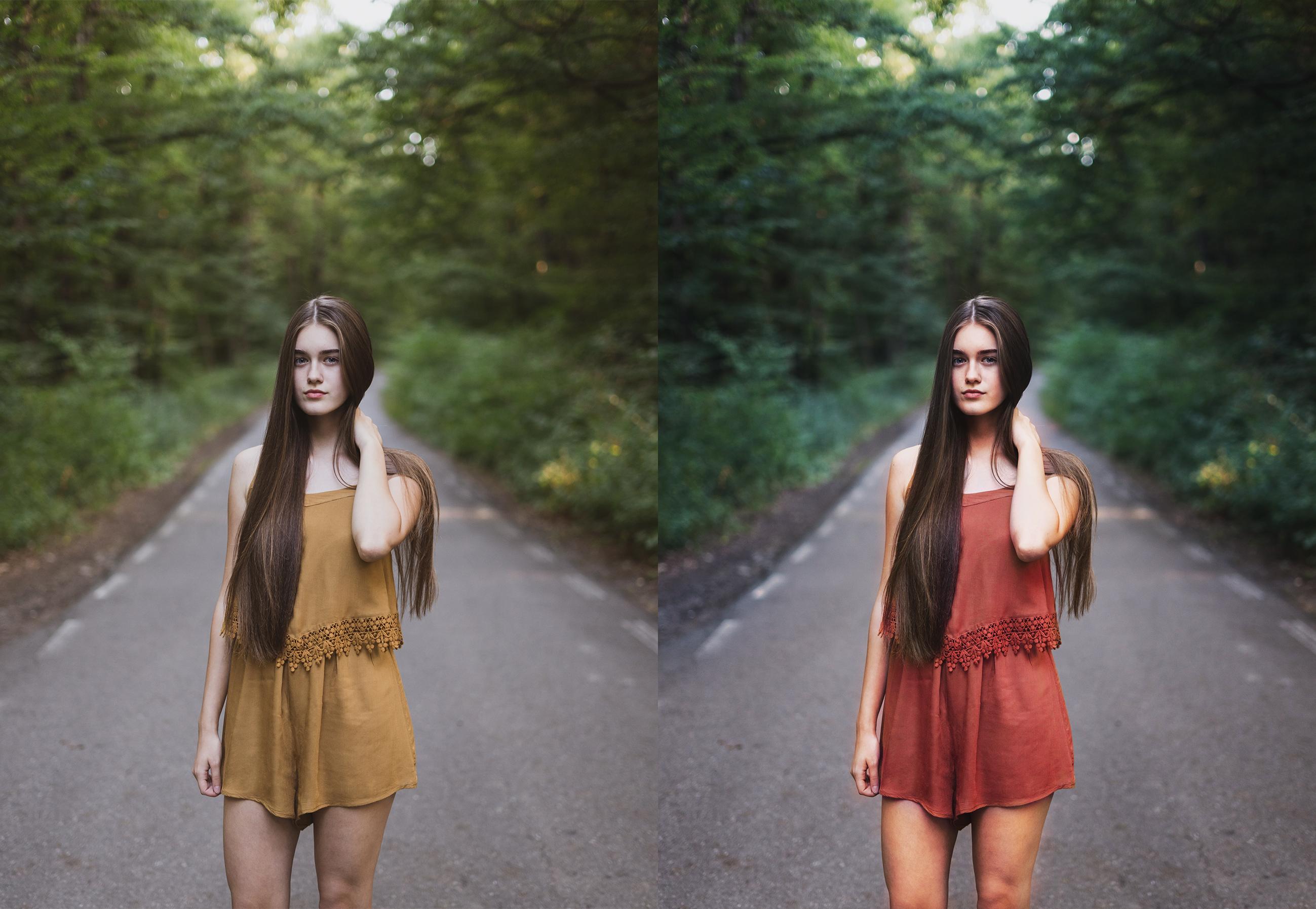 обработка фото в теплых тонах более, изготовление внутреннего