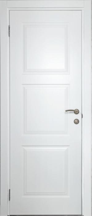 Фото Межкомнатная белая дверь от производителя напрямую, склад./программа! 3