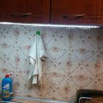 Монтаж кухонного лед освещения для кухни, витрины, аквариума. декоративная подсветка потолка