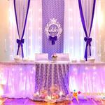 Украшение зала на свадьбу,Флористика. Выездные церемонии.Фотозоны
