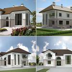 Проектирование: домов, коттеджей, промышленной недвижимости