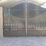 Кованные ворота, заборы, калитки и металлоизделия. Любой сложности!