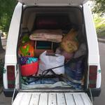 Грузоперевозки на Таврии-Пикап, перевозка негабаритных грузов, грузовое такси