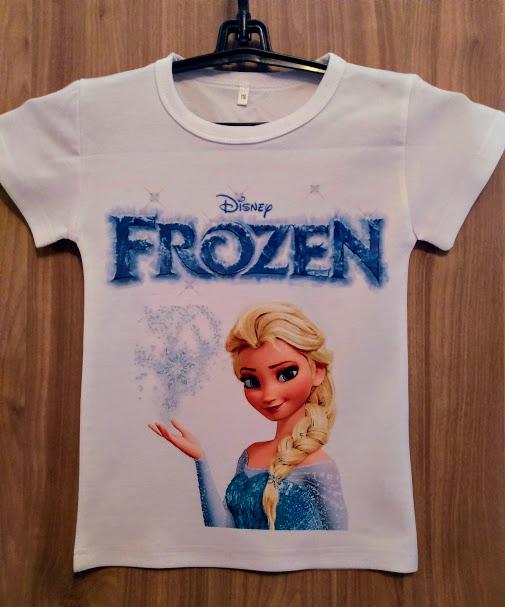 Фото Печать любых изображений на детских футболках