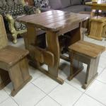 Изготовление деревянных банкеток