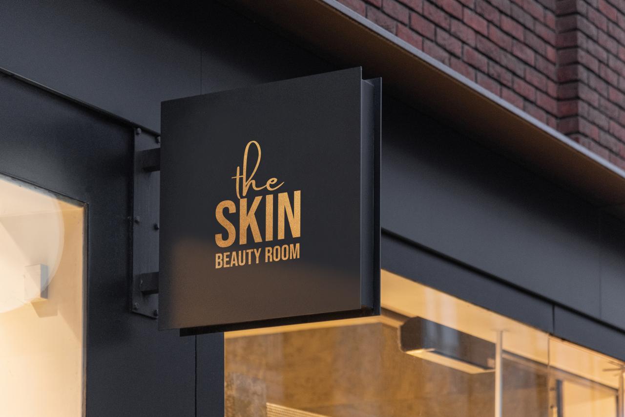 Фото Шрифтовой логотип для салона красоты