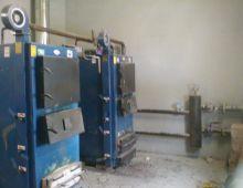 Фото Установка котлов, монтаж системы отопления  3