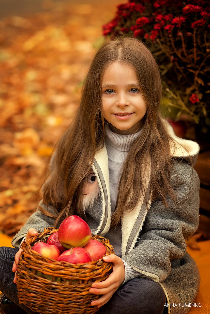 Фото Осенняя фотосессия