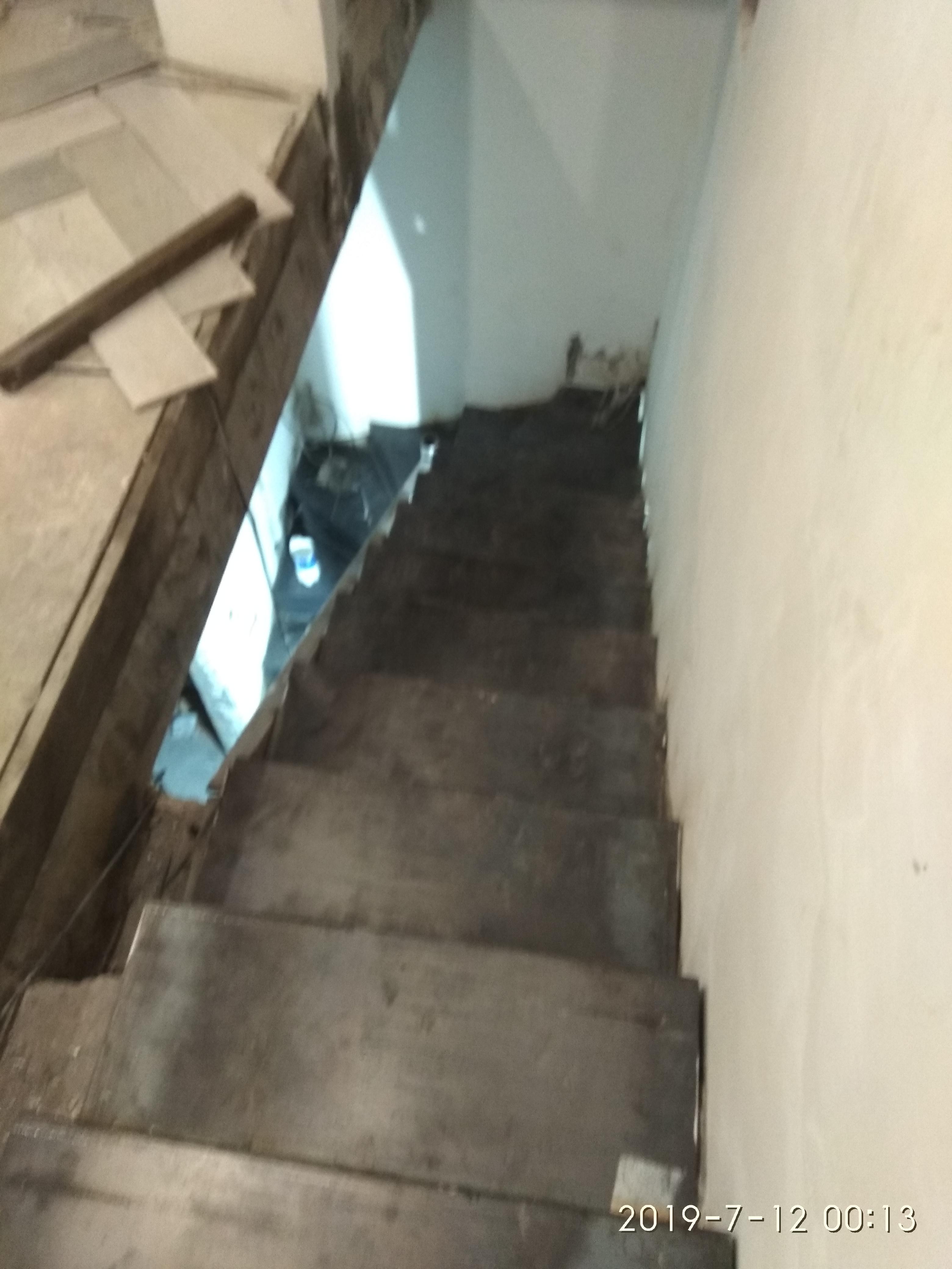 Фото Изготовление и монтаж лестницы.