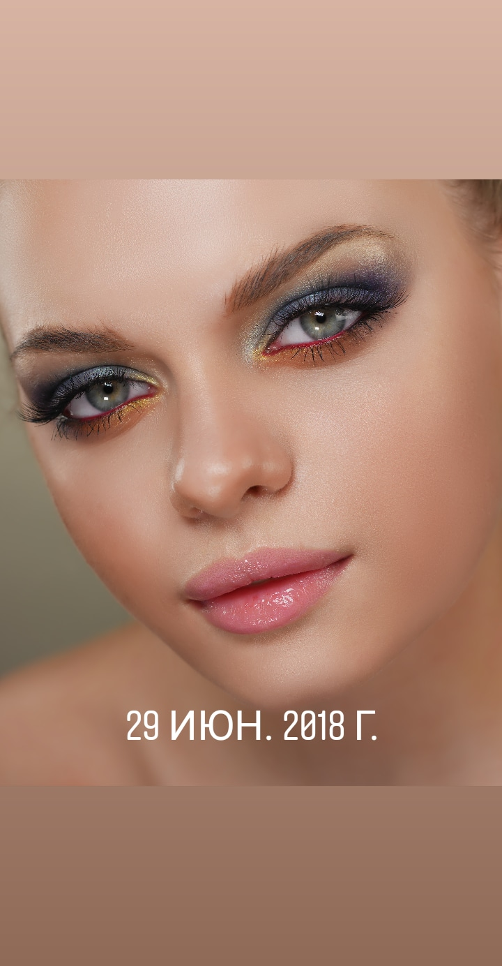 Фото Профессиональный макияж  3