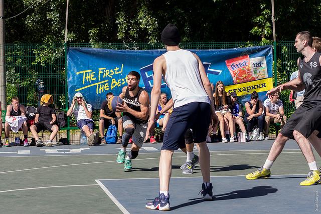 Фото Съемка мероприятия/Репортажная съемка «Стритбол в Днепре».