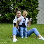 Семейная съёмка в Киеве