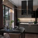 Создание дизайн-проектов интерьеров квартир, домов и отдельных помещений в них
