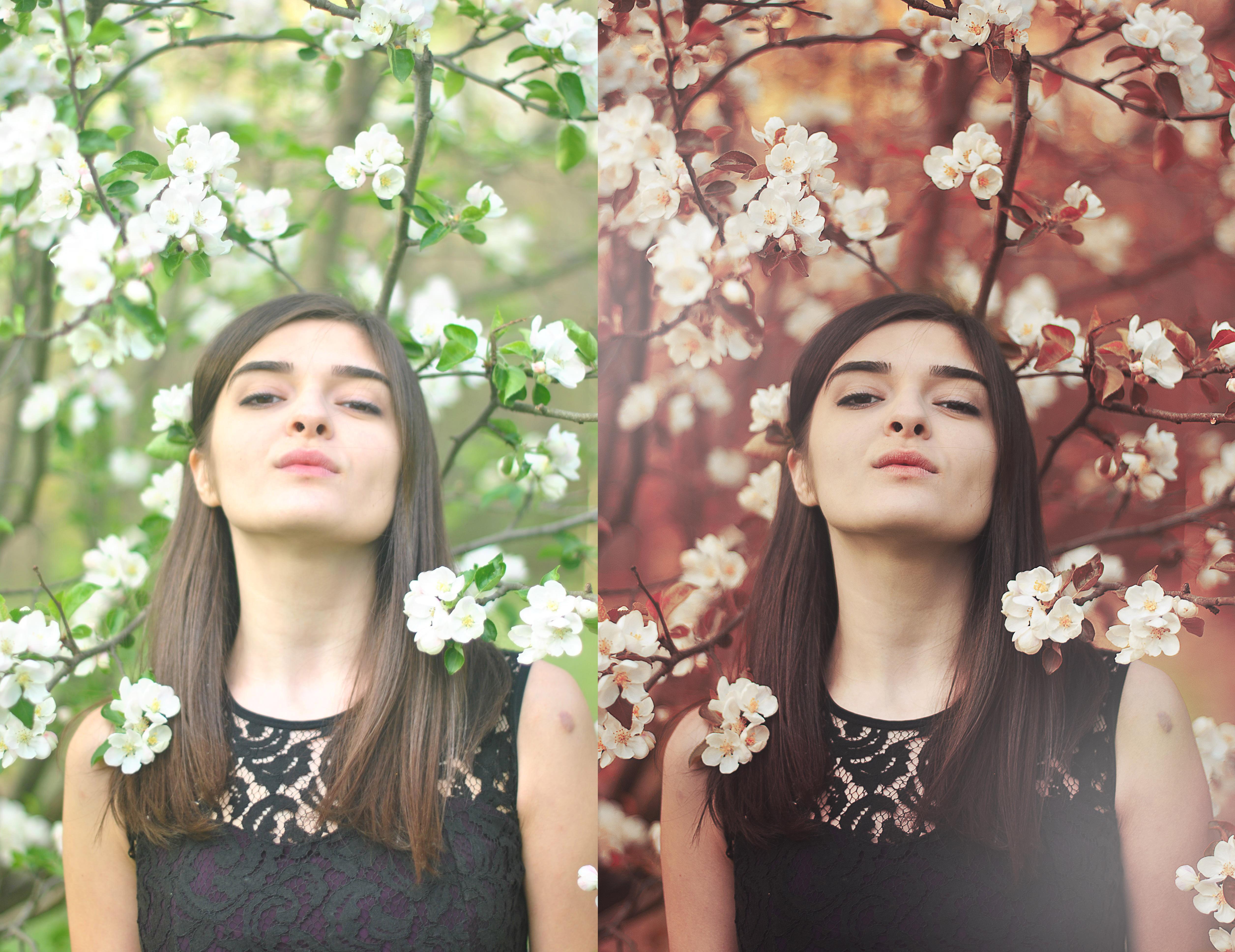 Фото Ретуш (до і після)